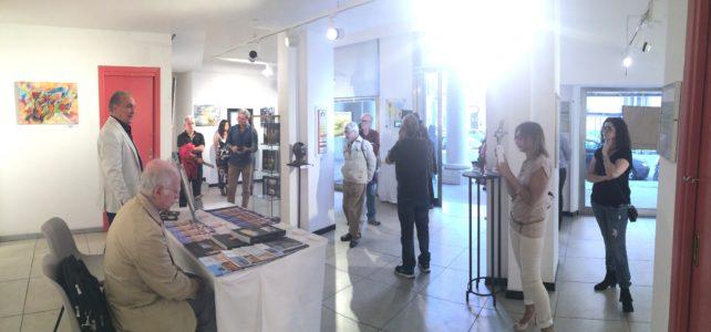 """Mostra Collettiva di pittura, scultura, grafica e fotografia dal titolo """"IDEE E PASSIONI"""""""